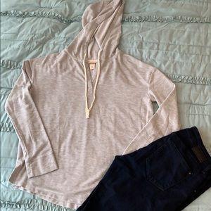 Tops - Mossimo lightweight hoodie